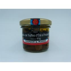 Carpaccio de truffes d'été à l'huile d'olive, 90g