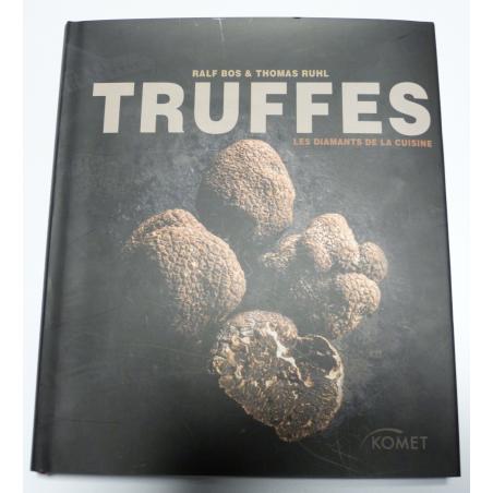 Livre « Truffes, les diamants de la cuisine »