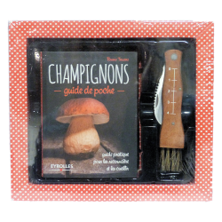 Livre « Coffret les champignons et couteau »