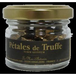 Pétales de truffe - Maison de la Truffe d'Occitanie