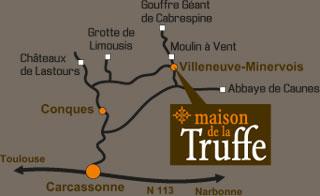 Commerce Maison de la Truffe d'Occitanie